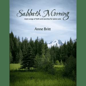 Sabbath Morning songbook – piano solos