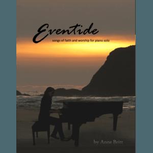 Eventide songbook – piano solos