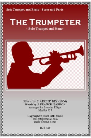 The Trumpeter – Solo Trumpet and Piano
