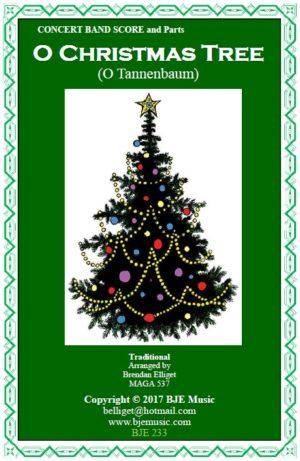 O Christmas Tree (O Tannenbaum) – Concert Band
