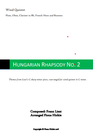Themes from Hungarian Rhapsody No. 2