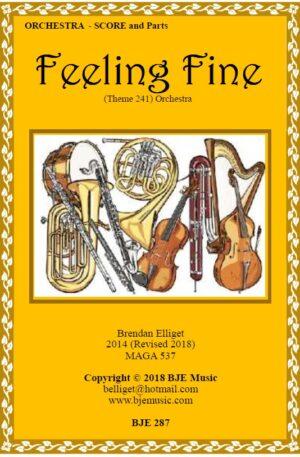 Feeling Fine – Orchestra