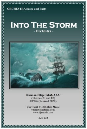 Into The Storm – Orchestra