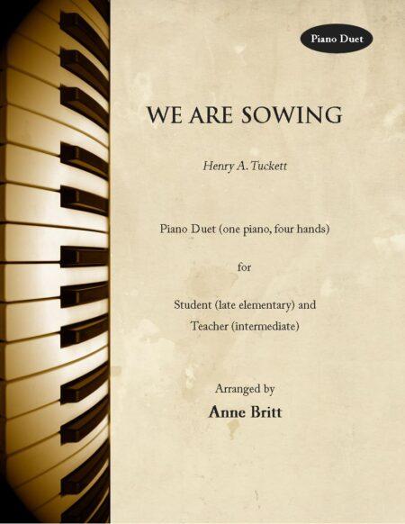 WeAreSowing cover