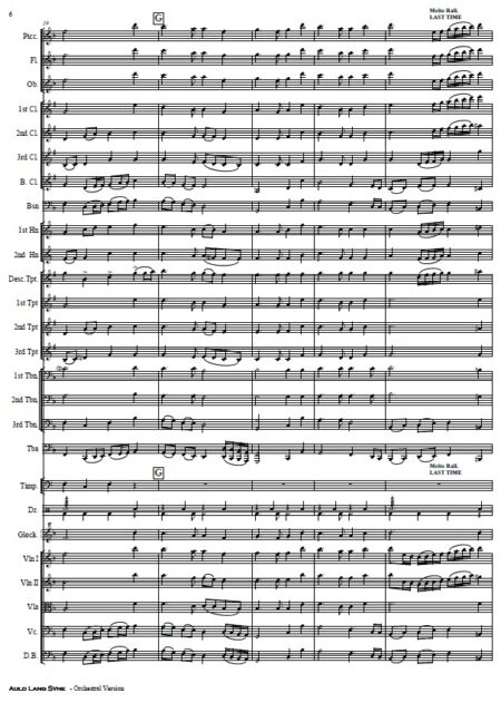 024 Auld Lang Syne Orchestra SAMPLE page 06