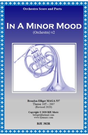 In A Minor Mood – Orchestra