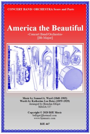 America the Beautiful – Concert Band/Orchestra