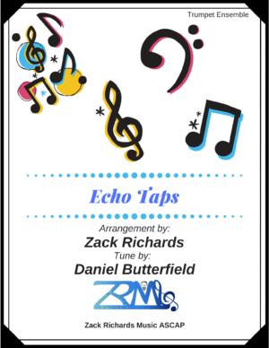 Echo Taps for Trumpet Ensemble