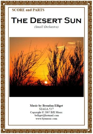 The Desert Sun – Small Orchestra