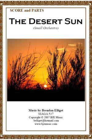 The Desert Sun – Small Orchestra