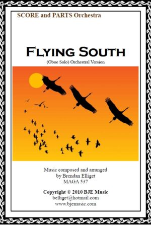 Flying South – Oboe Solo with Small Orchestra