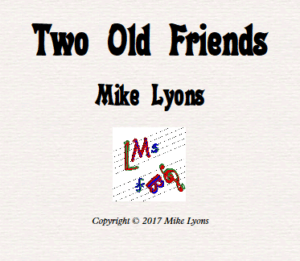 Flute Duet – Two Old Friends