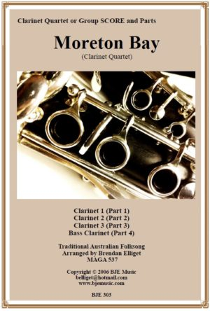 Moreton Bay – Clarinet Quartet
