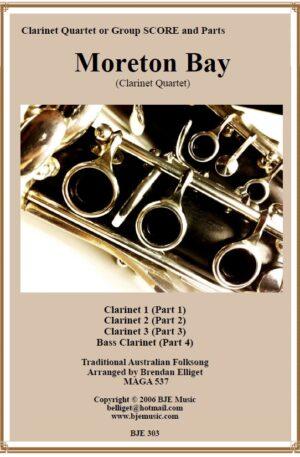 Moreton Bay – Clarinet Quartet