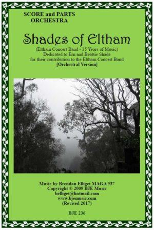 Shades of Eltham – Orchestra