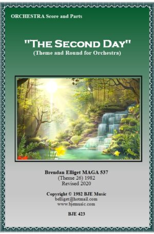The Second Day – Orchestra