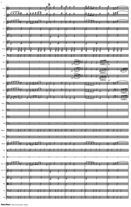 353 Once More Orchestra SAMPLE page 02