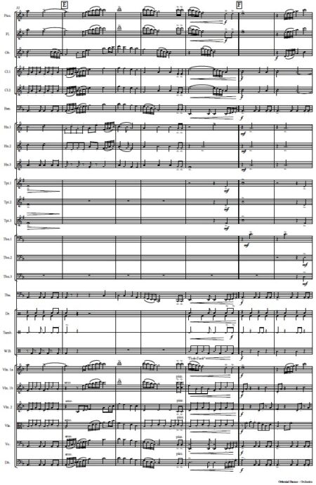 404 Oriental Dance Orchestra SAMPLE page 06