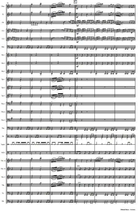 404 Oriental Dance Orchestra SAMPLE page 04