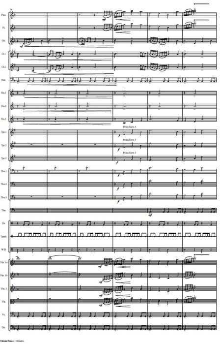 404 Oriental Dance Orchestra SAMPLE page 03