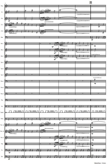 404 Oriental Dance Orchestra SAMPLE page 02