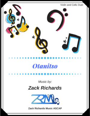 Otanitso for Violin and Cello duet