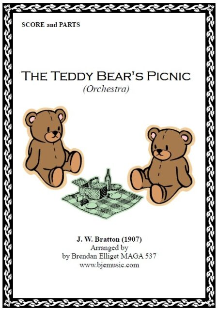 052 FC The Teddy Bears Picnic Orchestra