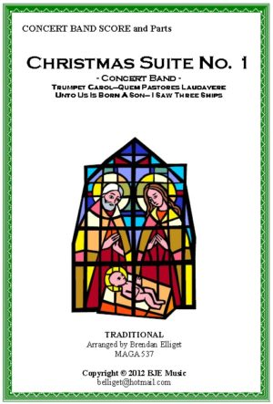 Christmas Suite No. 1 – Concert Band