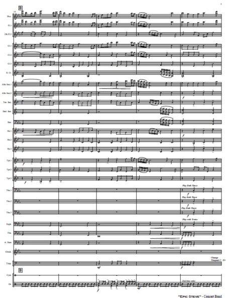 412 Epic Steve Concert Band SAMPLE page 03