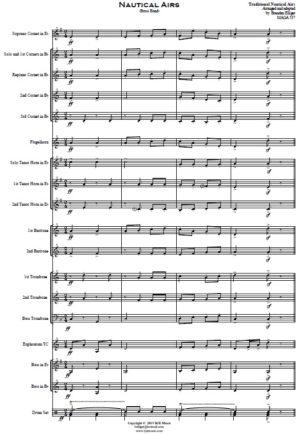 Nautical Airs – Brass Band