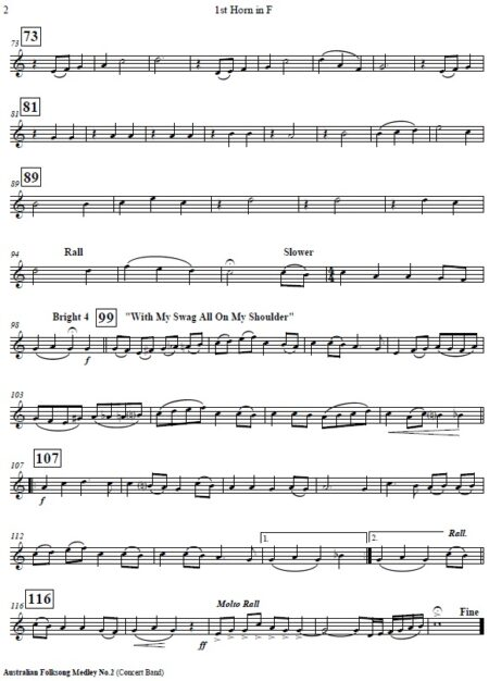 027 Aust Folksong Med No 2 SAMPLE page 05