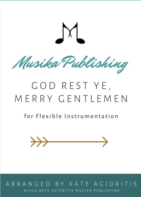 God Rest Ye Flexible Instrumentation