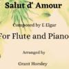 Copy of Salut d Amour flute