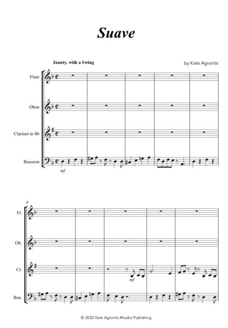Suave WW Quartet