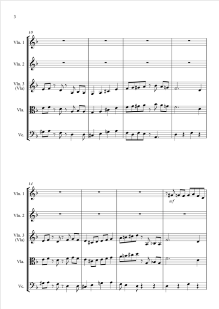Suave String Quartet