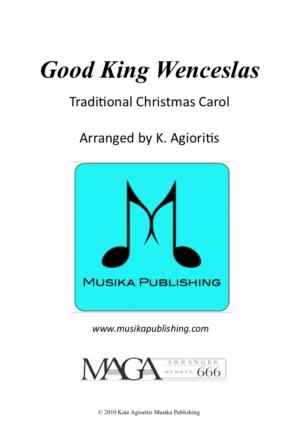 Good King Wenceslas – Flute Quartet