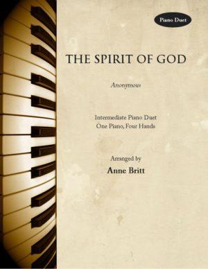 The Spirit of God – Intermediate Piano Duet