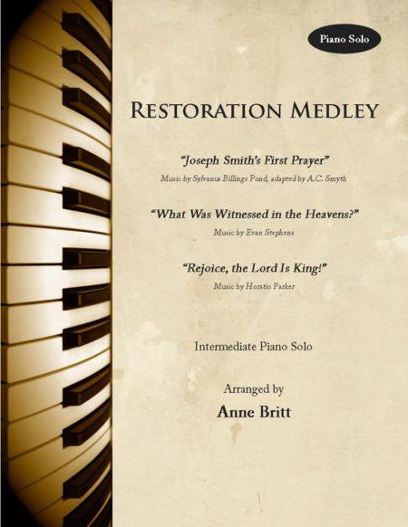 RestorationMedley cover