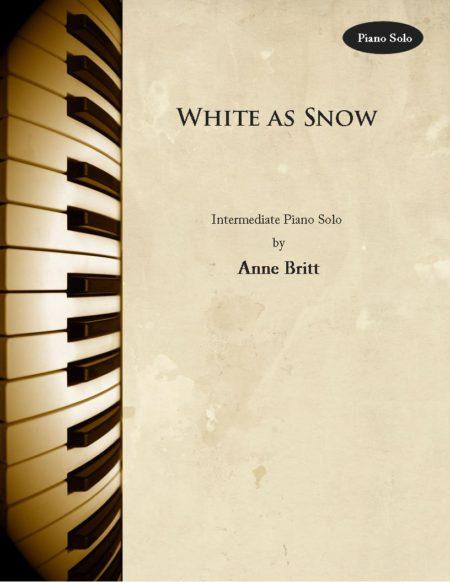 WhiteAsSnow cover