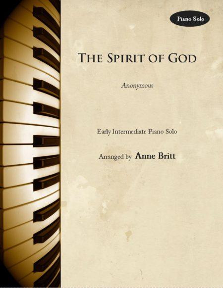 TheSpiritOfGod solo cover