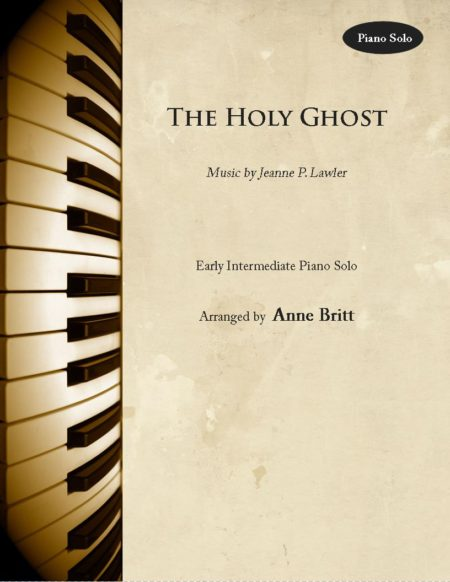 TheHolyGhost cover
