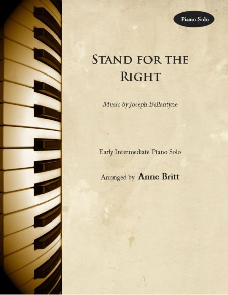 StandForTheRight cover
