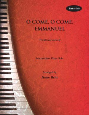 O Come, O Come, Emmanuel – Intermediate Piano Solo