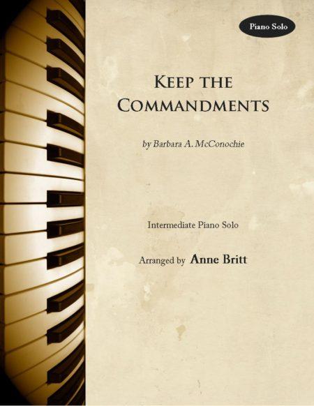 KeepTheCommandments cover
