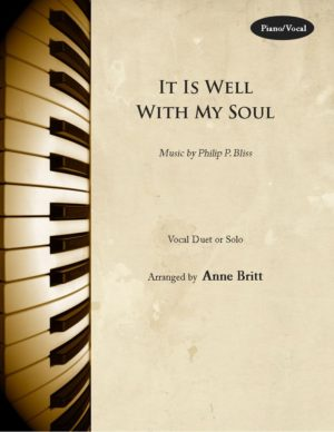 It Is Well with My Soul – Vocal Duet or Solo