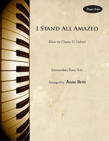 IStandAllAmazed cover