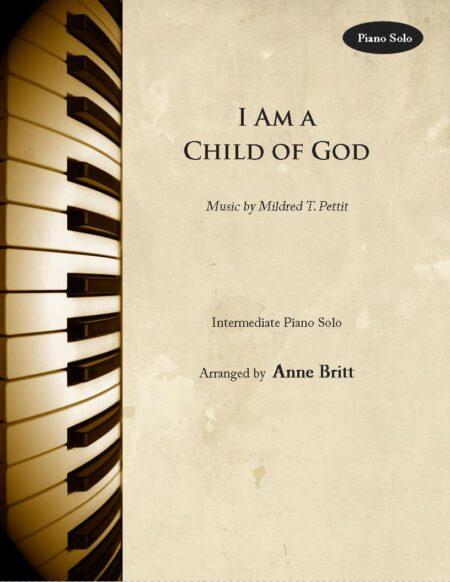 IAmAChildOfGodINT cover