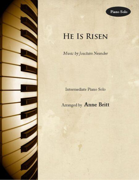 HeIsRisen solo cover