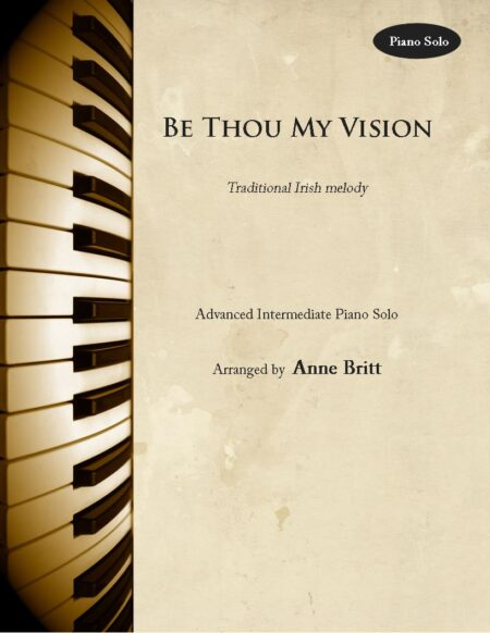 BeThouMyVision cover
