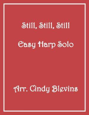 Still, Still, Still, Easy Harp Solo with recording